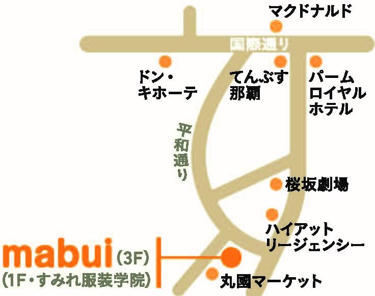 mabui 地図