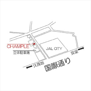 chample-map